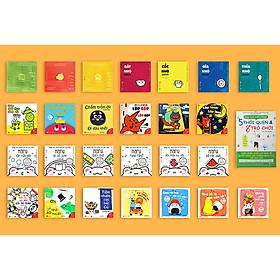 Full 26 cuốn Ehon Nhật Bản và sách dạy con kiểu Nhật