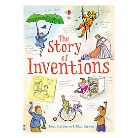 Usborne The Story of Inventions