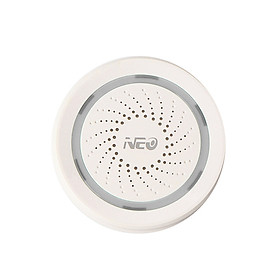 Còi báo động Wifi thông minh NAS-AB02Z