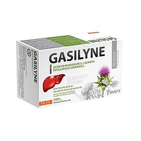 Bổ gan GASILYNE - nguyên liệu thiên nhiên đạt chuẩn của WHO