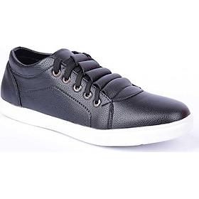 Giày Sneaker Zapas Classcial Màu Đen GZ018