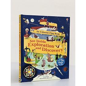 Sách: Khám phá Lịch sử và Khoa học – See inside Exploration and Discovery