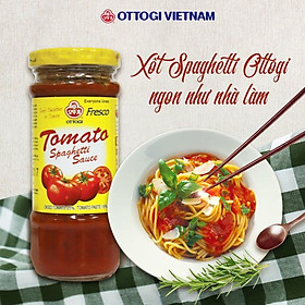 Xốt cà chua Spaghetti Ottogi lọ 220gr