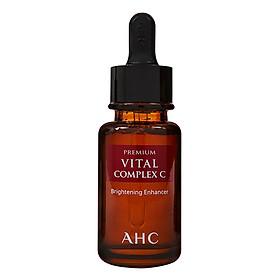 Serum dưỡng da cao cấp làm trắng da AHC Premium Vital Complex C Whitening Vitamin C 30ml