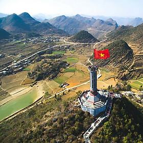 Tour 3N2Đ Hà Giang - Đồng Văn - Lũng Cú, Khởi Hành Thứ 6 Hàng Tuần & Lễ Tết