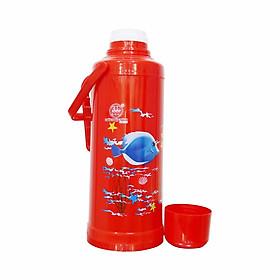 Phích nước giữ nhiệt Chấn Thuận Thành BT2L20Đ-C6 (2 Lít) Đỏ