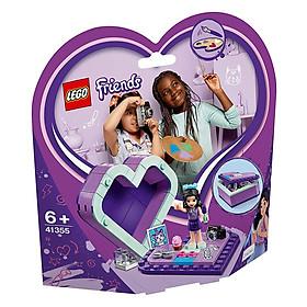 Chiếc Hộp Trái Tim Của Emma LEGO 41355
