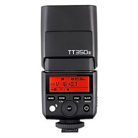 Đèn Flash Godox TT350S Cho Máy Ảnh Sony - Hàng Chính Hãng