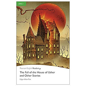 Level 3: The Fall Of the House Of Usher And Other Stories Book And MP3 Pack (Pearson English Graded Readers)