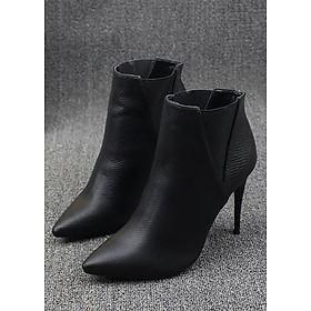 Giày Boot Nữ GB42B - Đen