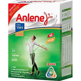 Sữa Bột Anlene Gold Movepro Vanilla 1kg2 (HỘP GIẤY)