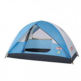Lều cắm trại Coleman 6 người Sundome 2000028935 - Sundome Tent 6P Cyan (SEA)
