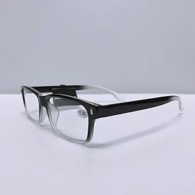 Kính viễn thị lão thị sẵn độ nam nữ mắt vuông cực sang và cao cấp kv14