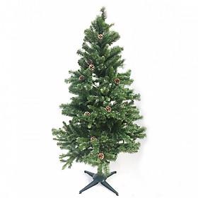 Cây thông trang trí Noel cao 1,8m (Hàng cao cấp)