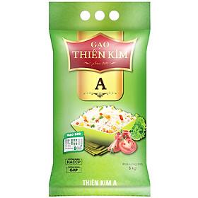 Gạo Thiên Kim A (5kg / Túi)