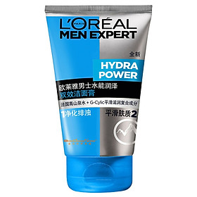 Sữa Rửa Mặt Nam L'OREAL Men Expert Hydra Power Refreshing (100ml)