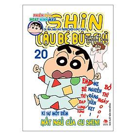 Shin Cậu Bé Bút Chì - Phiên Bản Hoạt Hình Màu (Tập 20)