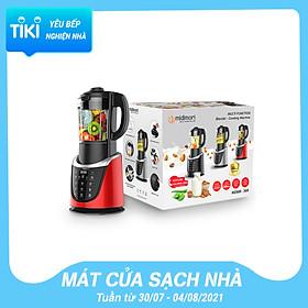 Máy Làm Sữa Hạt Xay Nấu Đa Năng Midimori MDMR-369 (1600W) - Hàng chính hãng