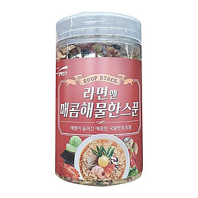 CHEONGHAE Soup Stack Spicy Seafood 100g
