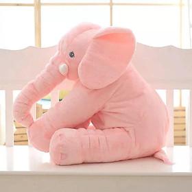 Gối ôm hình thú voi bông