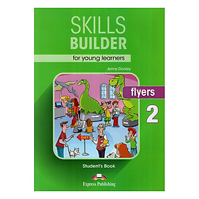 Skills Builder For Young Learners Flyers 2 Student's Book