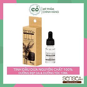Tinh dầu dừa làm đẹp Sense Plus Turmeric & Coconut Oil