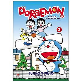Doraemon Tuyển Tập Tranh Truyện Màu - Tập 3 (Tái Bản 2019)
