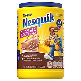 Bột Ca Cao Nesttle Nestquik hương vị Chocolate - Hàng Nhập Khẩu USA