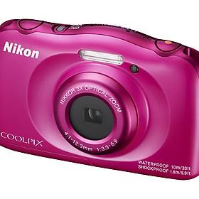 Nikon Coo;pix W100 ( Hồng ) - Hàng chính hãng