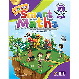 i-Learn Smart Maths Grade 3 Student's Book Part 2 (ENG-VN)