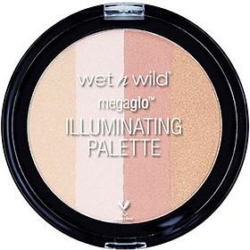 Phấn Bắt Sáng Wet N Wild Megaglo Illuminating Powder Catwalk Pink