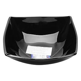 Tô Thủy Tinh Luminarc Quadrato Black 14cm