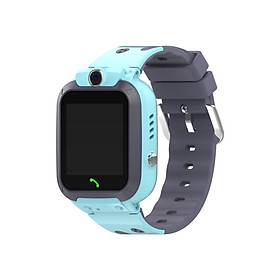 IP67 Waterproof Children Smart Watch Two-way Call Emergency Help Accurate Positioning English Version Children's Watch