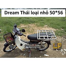 Baga giá chở hàng xe máy Dream Thái loại nhỏ