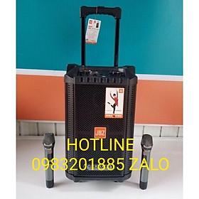 LOA JBZ MODEL 1206 BÁT 3TẤC (Tặng kèm hai mic không dây cao cấp)