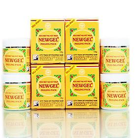 Bộ 4 Gel hút mụn Newgel