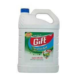 Rửa nhà tắm Gift Bạc hà 3.8kg
