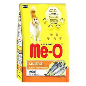 Đồ Ăn Cho Mèo Trưởng Thành Me-O Hương Vị Cá Thu (1.2kg)