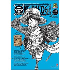 One Piece Magazine Tập 3