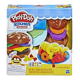 Bộ đồ chơi đất nặn bữa ăn Burger/Cookie Play-Doh