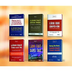 Bộ Sách Toàn Diện Về Lãnh Đạo Dành Cho Doanh Nhân (06 cuốn)