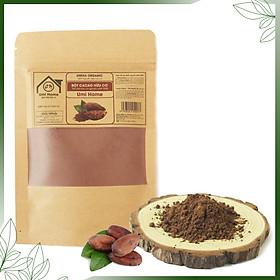 Bột Cacao nguyên chất UMIHOME (35g) mặt nạ bột đắp mặt dưỡng trắng da loại bỏ thâm nám hiệu quả tại nhà