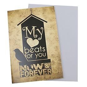 Thiệp tình yêu Tlive - love card 1037