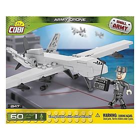 Đồ Chơi Lắp Ráp Máy Bay Không Người Lái COBI - 2147