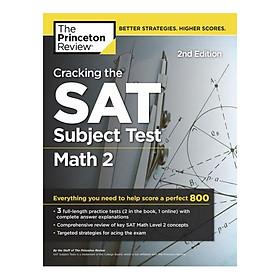 Cracking The Sat Subject Test Math 2