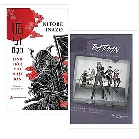 Combo Truyện Ngắn Đặc Sắc : Ratman - Bản Sao Chép Lỗi + Võ Sĩ Đạo - Linh Hồn Của Nhật Bản ( Bộ 2 Cuốn / Tặng Kèm Postcard Green Life )
