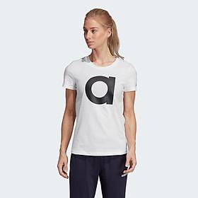 Áo Thun Thể Thao Nữ Adidas App W E Brand Tee 250519