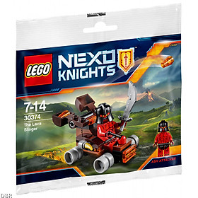 Lego Nexo Knights 30374 - Máy Ném Nham Thạch