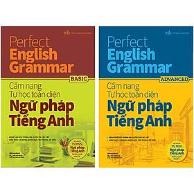 Combo 2 Cuốn Perfect English Grammar - Cẩm Nang Tự Học Toàn Diện Ngữ Pháp Tiếng Anh: Basic & Advanced