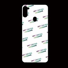 Miếng Dán Mặt Lưng PPF Dành Cho Samsung Galaxy A11- Handtown- Hàng Chính Hãng